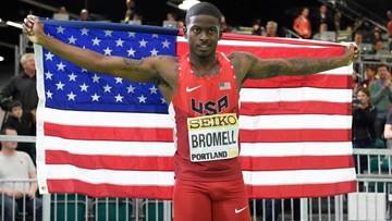 """Amerykański sprinter: Jestem """"cichym zabójcą"""". Spokojnie czekam"""