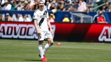 MLS: Ibrahimović wciąż zachwyca! Efektowne wykonanie rzutu karnego przez Szweda (WIDEO)