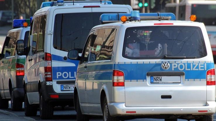 Napastnik zaatakował trzy kobiety w Norymberdze. Są w stanie krytycznym