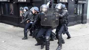 Protesty przeciw szczytowi G7. Zatrzymano 68 osób