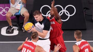 Tokio 2020: Polacy pokonali Rosjan w meczu koszykówki 3x3