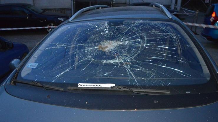 Zniszczył dwa samochody, ale został zwolniony. Tydzień później uszkodził kolejne sześć pojazdów