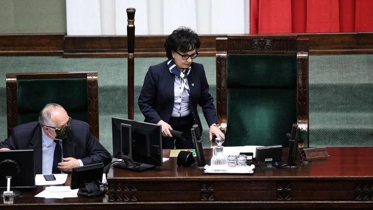 Marszałek Sejmu zapytała TK o wybory. Prosi o odpowiedź przed 10 maja