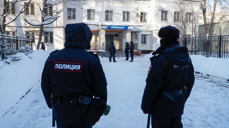 Zatrzymanie Nawalnego. Wiadomo, do kiedy zostanie w areszcie