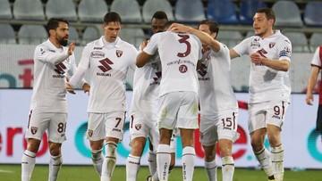 Serie A: Piątkowy mecz Torino z Sassuolo nie odbędzie się
