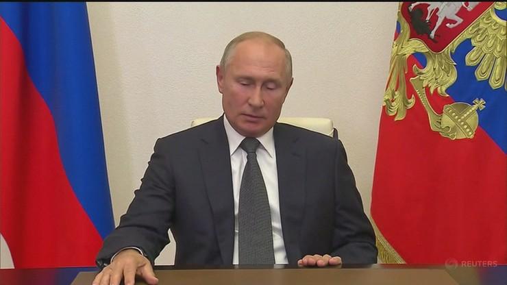 Putin: Rosja będzie współpracować z każdym prezydentem USA