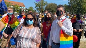 Słubice i Frankfurt strefą przyjazną LGBTIQ? Transgraniczny marsz równości nad Odrą