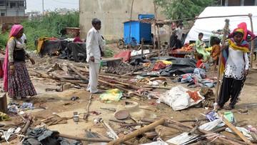 Do 125 wzrosła liczba ofiar burz piaskowych na północy Indii