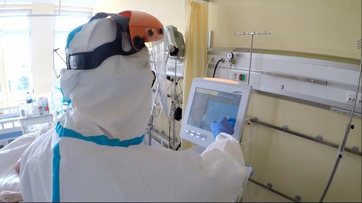 Koronawirus w Polsce. 581 nowych przypadków zakażeń