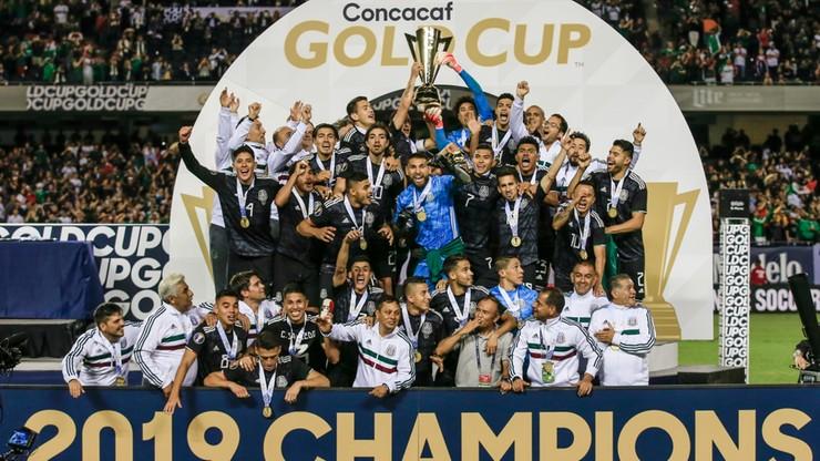 Złoty Puchar CONCACAF: Meksyk najlepszy po raz ósmy