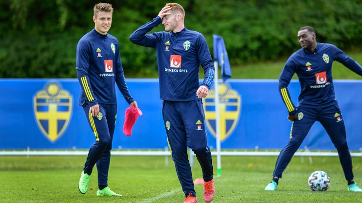 Euro 2020: Dejan Kulusevski ma koronawirusa! Wielkie osłabienie Szwecji przed meczem z Polską