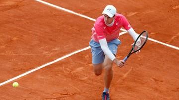 ATP w Madrycie: Hurkacz odpadł w pierwszej rundzie! Miał trzy piłki meczowe