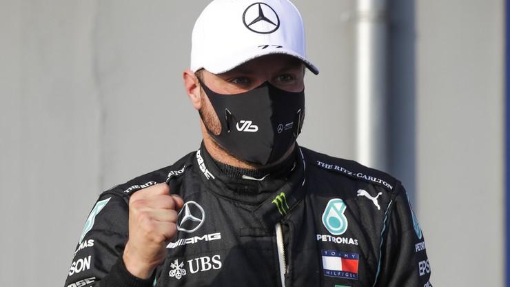 Formuła 1: Bottas wygrał kwalifikacje na Imoli
