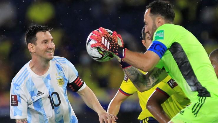 El. MŚ 2022: Szósta wygrana Brazylii. Kolejna strata punktów Argentyny