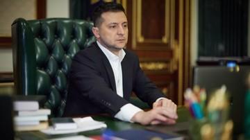 Prezydent Ukrainy: Nord Stream 2 to pułapka dla Europy