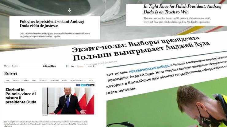 """""""Strach przed gejami"""" vs. """"walka z ubóstwem"""". Zagraniczna prasa o polskich wyborach"""