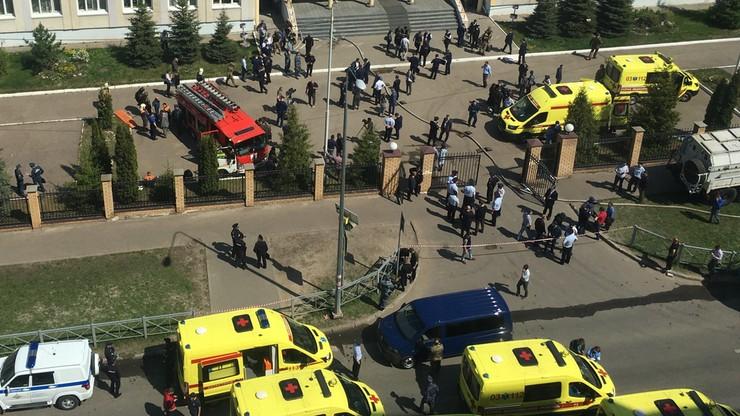 Strzelanina w Kazaniu. Nowe informacje o sprawcy i ofiarach