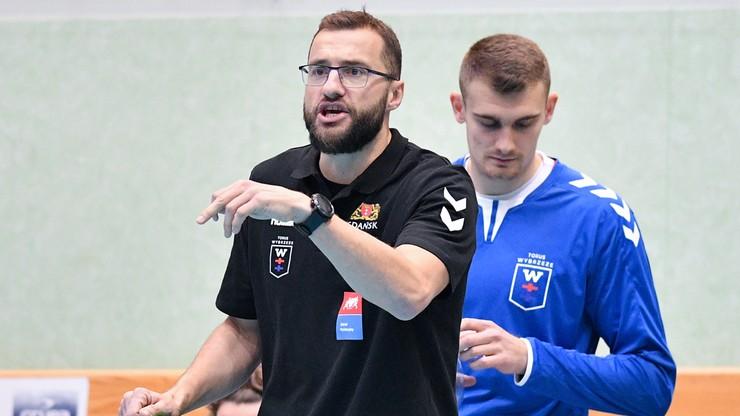 Mariusz Jurkiewicz nowym trenerem Wybrzeża Gdańsk