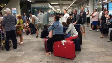 Ponad 100 polskich turystów utknęło na lotnisku na Majorce. Na wylot czekają od niedzieli