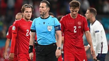 Euro 2020: Media w Hiszpanii i Portugalii krytykują sędziego półfinału