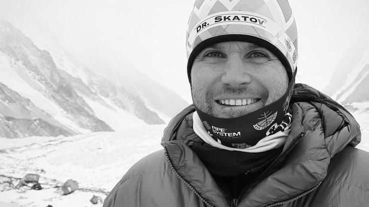 Śmierć na K2. Bułgar Atanas Skatow spadł w przepaść