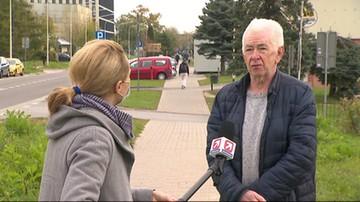 Lublin. Napastnik z nożem zaatakował 80-latka. Staruszek wystraszył złodzieja i pomógł go złapać