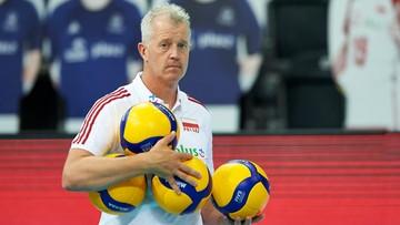 Vital Heynen podał kadrę na Ligę Narodów i igrzyska olimpijskie