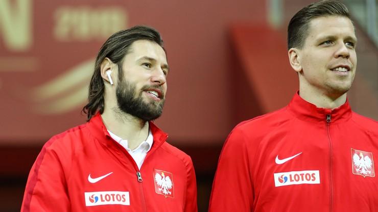 Liga Narodów: Grzegorz Krychowiak wrócił do treningów. Zagra przeciwko Holandii?
