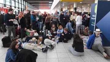 Drony paraliżują lotnisko Gatwick w Wielkiej Brytanii