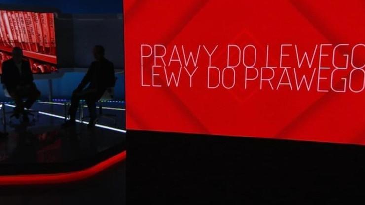 """Jan A.P. Kaczmarek w programie """"Prawy do Lewego, Lewy do Prawego"""""""