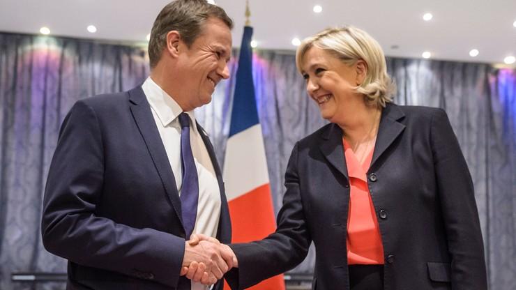 Wiadomo, kto zostanie premierem, jeśli Le Pen wygra wybory. Gaullista i przeciwnik UE