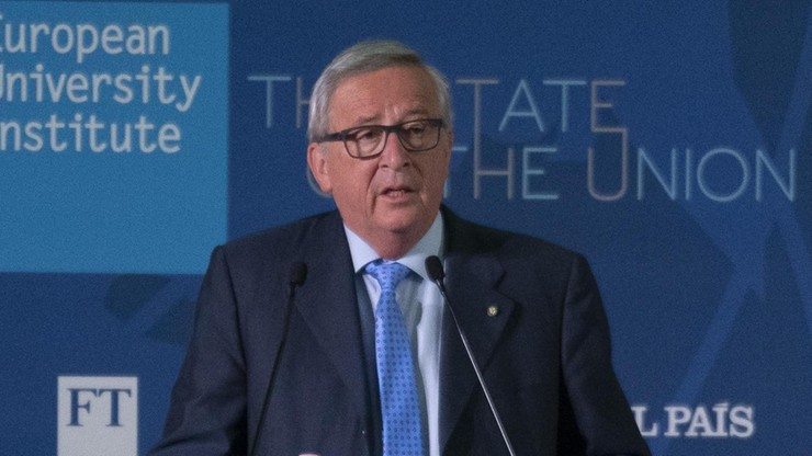 Juncker: postęp z Polską niewystarczający, ale jestem optymistą