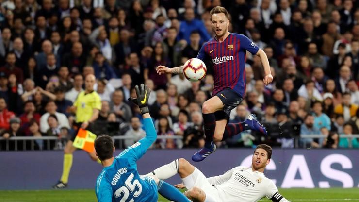 Barcelona przegoniła Real Madryt po 87 latach! Rakitić bohaterem El Clasico