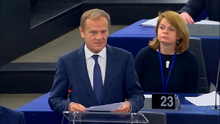 Tusk do May: nie ma czasu do stracenia w sprawie Brexitu