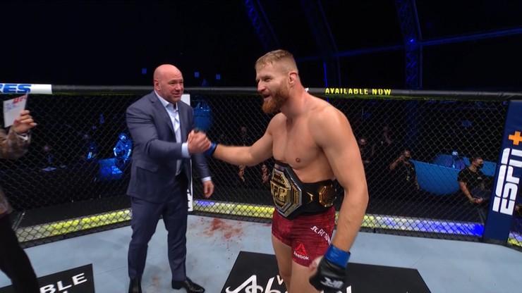 UFC 253: Bonusy rozdane! Jan Błachowicz zarobił pokaźną kwotę
