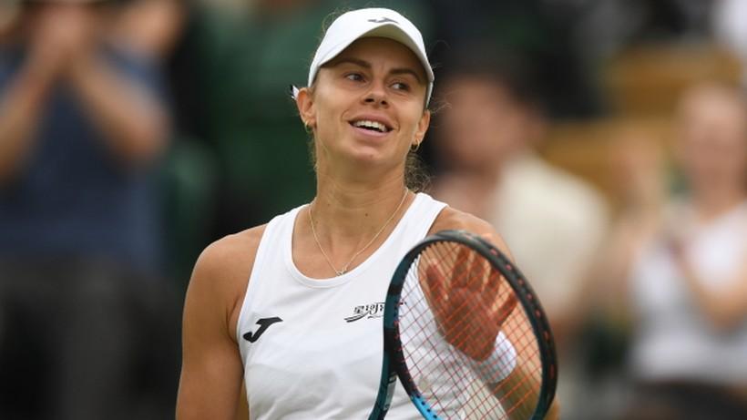 WTA w Ostrawie: Dodin - Linette. Relacja na żywo