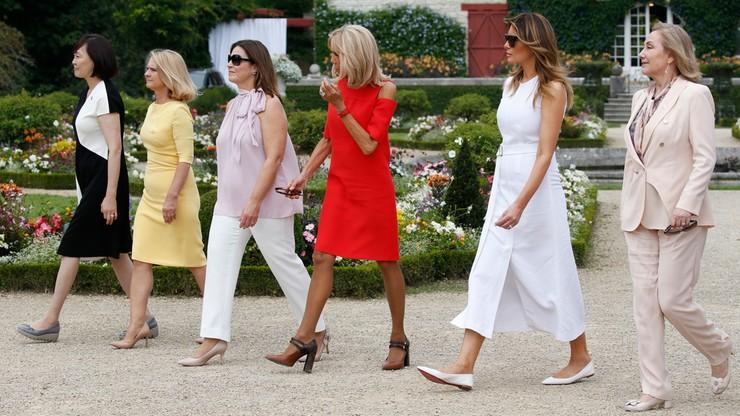 Pierwsze damy zwiedziły gminę Esplette. Nie zabrakło wina i pokazu tańca