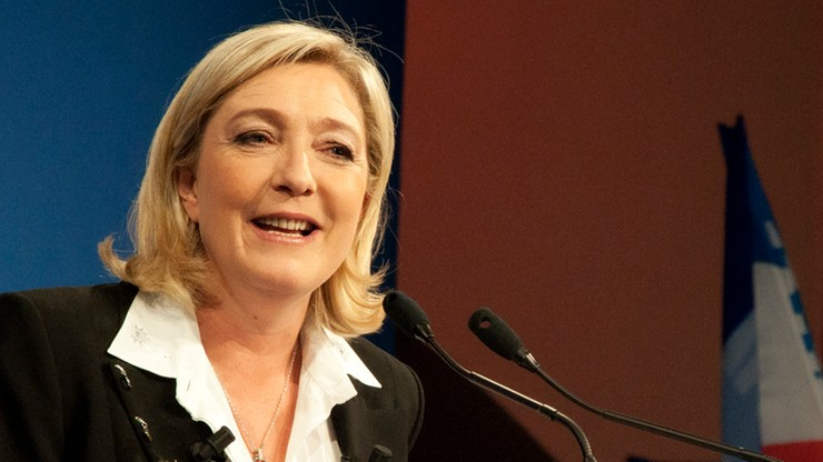 """Partii Marine Le Pen grozi bankructwo. """"Sędziowie stosują wobec nas karę śmierci"""""""