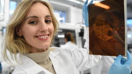 Ogniwa perowskitowe już w kosmosie. Powstaną nowej generacji, odporne farmy solarne