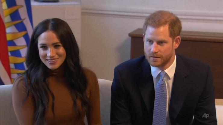 Spór Harry'ego i Meghan z Pałacem Buckingham. Księżna oskarża rodzinę królewską