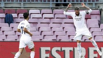 El Clasico dla Realu Madryt. Barcelona upokorzona na Camp Nou