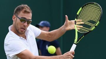 Wimbledon: Janowicz pokonał Shapovalova w pierwszej rundzie!