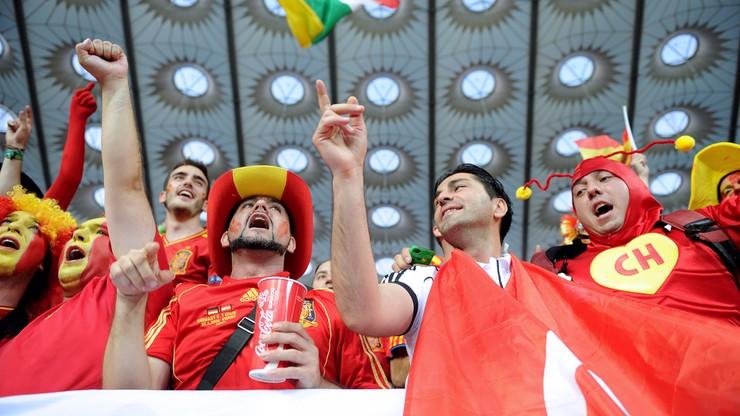 Kibice wracają na trybuny w Hiszpanii i Portugalii
