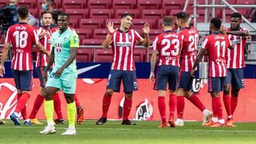 La Liga: Świetny debiut Luisa Suareza. Pomógł Atletico rozbić Granadę