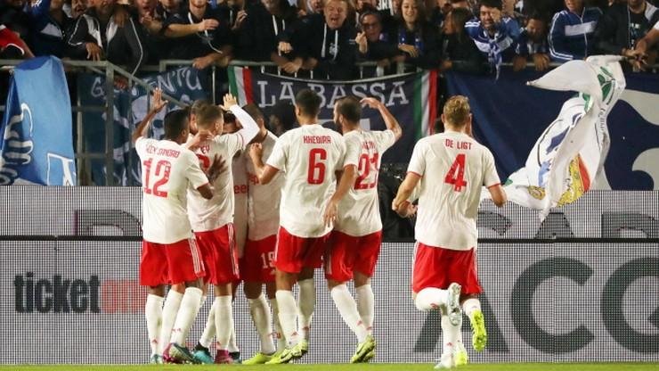 Serie A: Juventus gra ze SPAL i liczy na Sampdorię