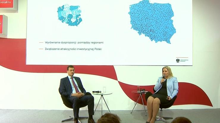 Morawiecki: chcemy, aby cała Polska była strefą inwestowania