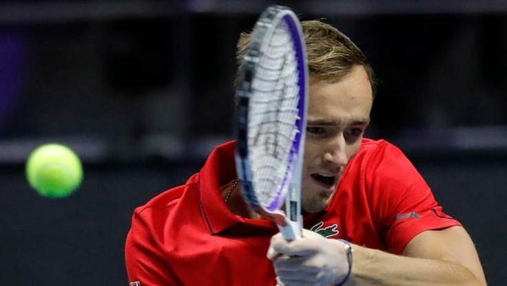 ATP Finals: Daniił Miedwiediew awansował do finału