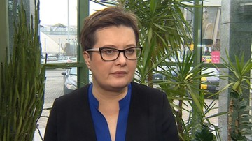 Lubnauer: nie ma w Nowoczesnej woli, by tworzyć jedną partię z PO