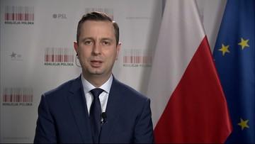 Kosiniak-Kamysz: moi rodzice, lekarze, jeszcze czekają na szczepienie