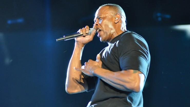 Dr. Dre jest w szpitalu. Ma tętniaka mózgu
